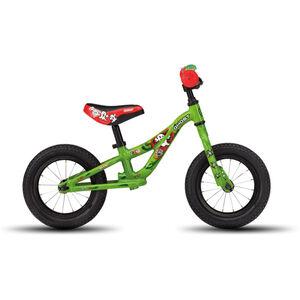 Ghost Powerkiddy AL 12 riot green/riot red/star white bei fahrrad.de Online