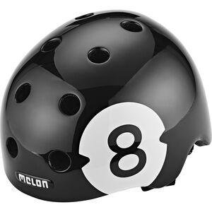 Melon Urban Active Story Fahrradhelm 8 ball 8 ball