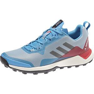 adidas TERREX CMTK Schuhe Damen ash grey/core white/shock cyan ash grey/core white/shock cyan