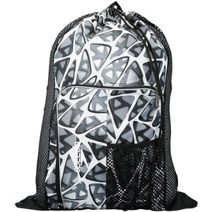 speedo Deluxe Ventilator Mesh Bag 35l Cage White bei fahrrad.de Online
