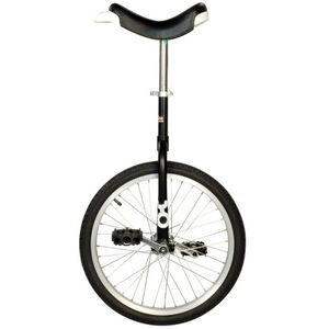 QU-AX Einrad schwarz bei fahrrad.de Online