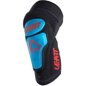 Leatt 3DF 6.0 Knee Guards fuel/black fuel/black