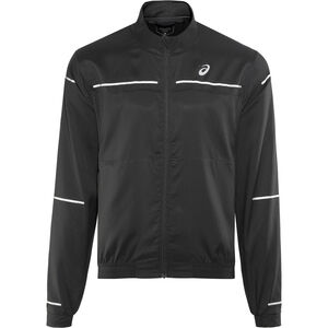 asics Lite-Show Jacket Herren performance black performance black