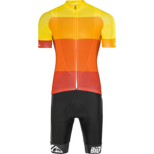 Red Cycling Products Colorblock Race Set Herren red-yellow red-yellow