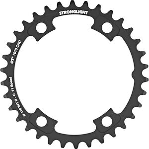 STRONGLIGHT Dura-Ace Chainring FC-9000+DI2 inside 11x ct²