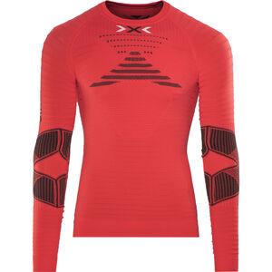 X-Bionic Running Effektor Power OW LS Shirt Herren flash red/black flash red/black
