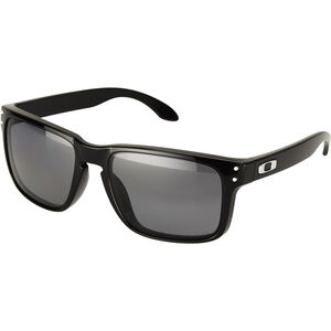 Oakley Holbrook Sunglasses polished black/grey polarized bei fahrrad.de Online