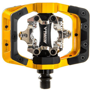 DMR V-Twin Pedals gold
