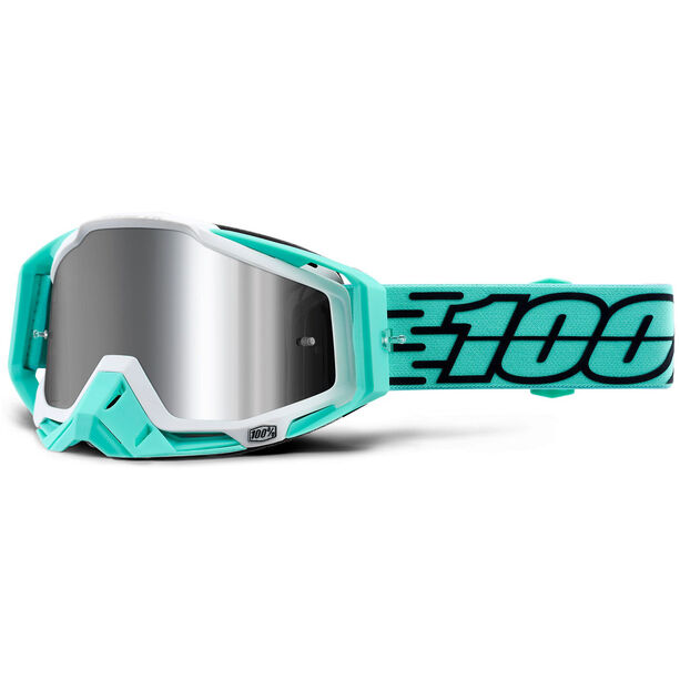 100% Racecraft Plus Injected Mirror Brille fasto