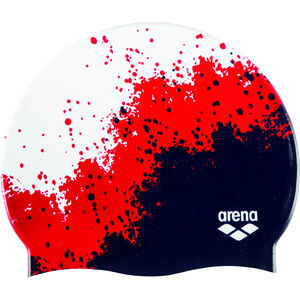 arena Print 2 Cap spraypaint red spraypaint red