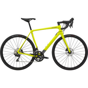 Cannondale Synapse Carbon Disc 105 nuclear yellow nuclear yellow