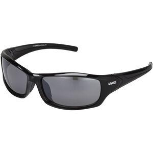 UVEX Sportstyle 211 Sportglasses black/silver black/silver