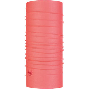 Buff Coolnet UV+ Neck Tube solid rose pink solid rose pink
