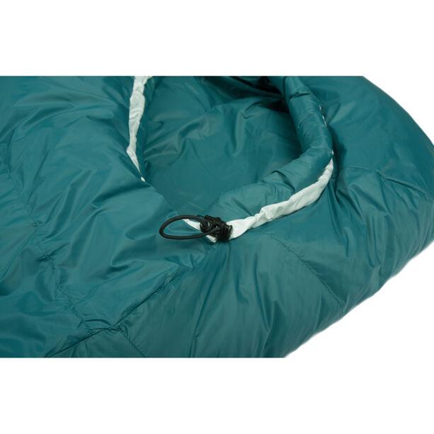 Grüezi-Bag Biopod DownWool Subzero 200 Sleeping Bag pine green