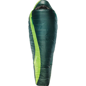 Therm-a-Rest Centari Sleeping Bag regular green nebula green nebula