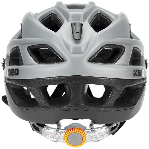 KED Covis Lite Helm grey black matt