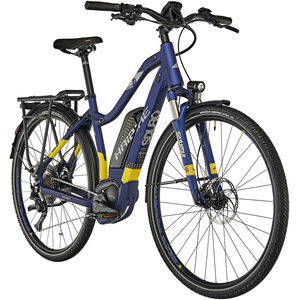 HAIBIKE SDURO Trekking 7.0 2. Wahl Damen blue/yellow/silver matte blue/yellow/silver matte