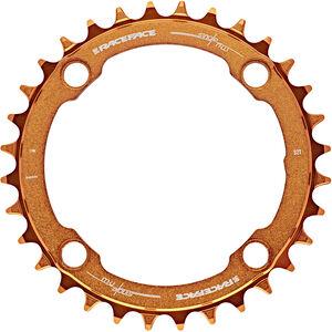 Race Face Narrow Wide Kettenblatt 4-Bolt 10/11/12-fach orange orange