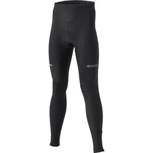Shimano Winter Tights Herren black black