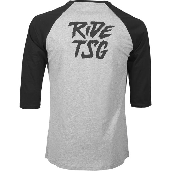 TSG Ripped Raglan 3/4 T-Shirt Herren