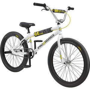 "GT Bicycles Pro Series Heritage 24"" white/black/yellow white/black/yellow"