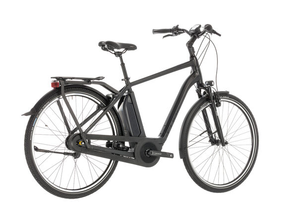 Cube Town Hybrid EXC 400 black edition