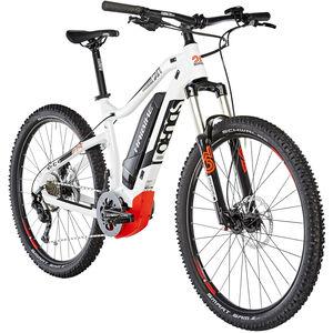 HAIBIKE SDURO HardSeven 2.0 weiß/schwarz/rot bei fahrrad.de Online