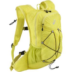 asics Lightweight Running Backpack lemon spark lemon spark