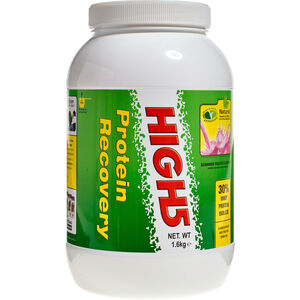 High5 Protein Recovery Drink Dose Summer Fruits 1,6kg mit extra Protein