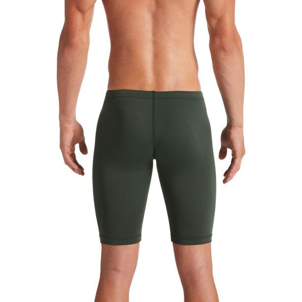 Nike Swim Hydrastrong Soldis Jammer Herren galactic jade