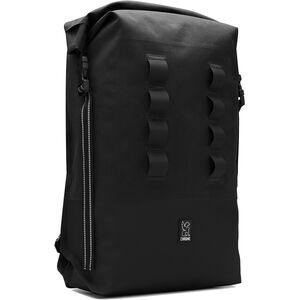 Chrome Urban EX Rolltop Rucksack 28l black/black black/black