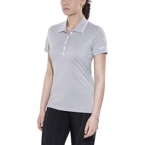 Craft In-The-Zone Polo Pique Shirt Women bei fahrrad.de Online