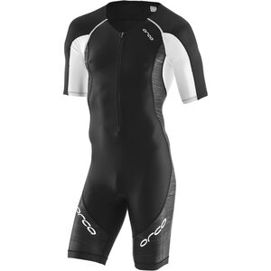 ORCA Core SS Race Suit Herren black-white black-white