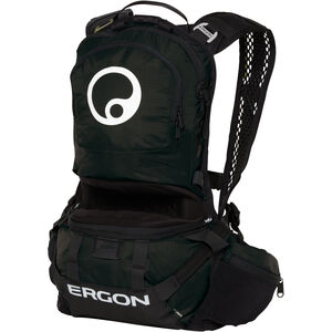 Ergon BE2 Enduro Rucksack 6,5 L black black
