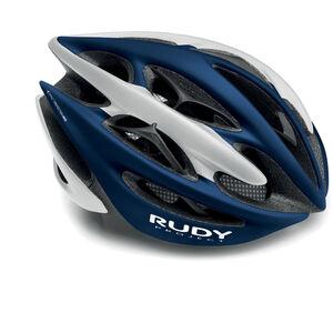 Rudy Project Sterling + Helmet blue - white matte blue - white matte