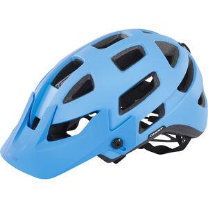 Giant Rail Helmet cyan/blue