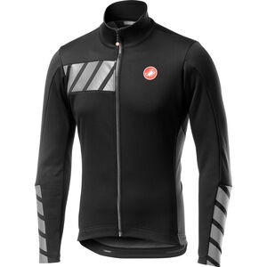 Castelli Raddoppia 2 Jacke Herren light black light black