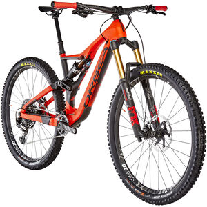 ORBEA Rallon M-Team red/black red/black