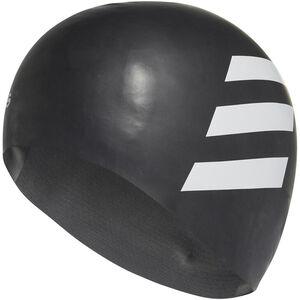 adidas Sil 3S Bademütze black/white black/white