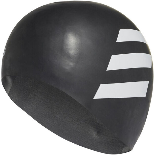 adidas Sil 3S Bademütze black/white