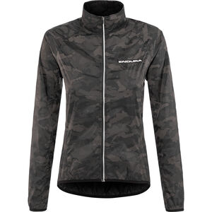 Endura LumiJak Jacket Damen schwarz schwarz