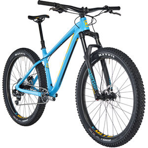 Kona Big Honzo DL matt dark cyan/yellow/black