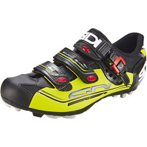 Sidi Eagle 7 Shoes black/yellow