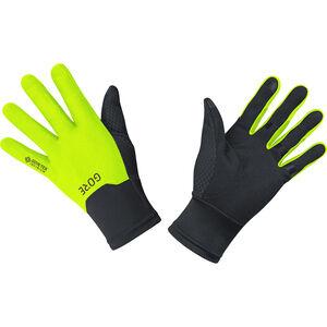 GORE WEAR M Gore-Tex Infinium Handschuhe black/neon yellow black/neon yellow