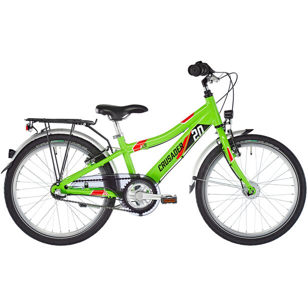 Puky Crusader 20-3 Fahrrad Alu light Kinder kiwi kiwi