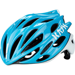 Kask Mojito X Helm hellblau/weiß hellblau/weiß