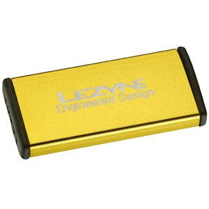 Lezyne Metal Kit Reparaturset gold gold