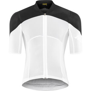 Mavic Cosmic Ultimate SL Jersey Herren white/black white/black