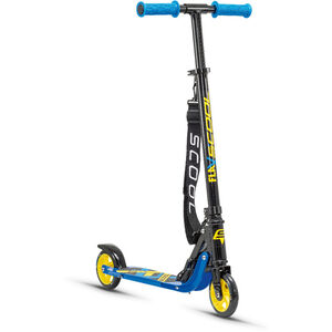 s'cool flax 8.1 Blue/Yellow bei fahrrad.de Online