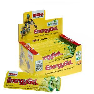 High5 EnergyGel Box Lemon 20 x 40g bei fahrrad.de Online